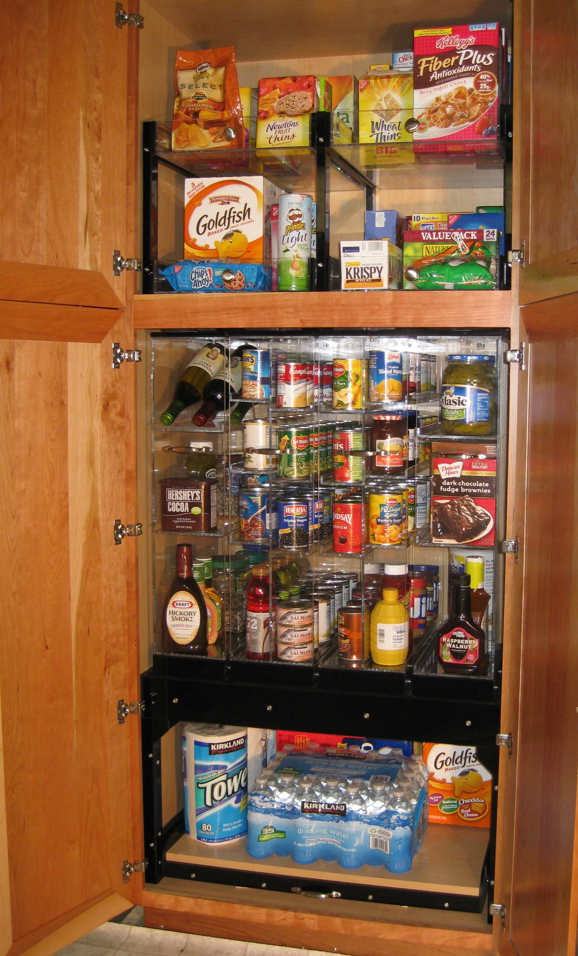 Clear Advantage Pantry